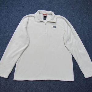 The North Face Men's 1/4 Zip Pullover M         A1